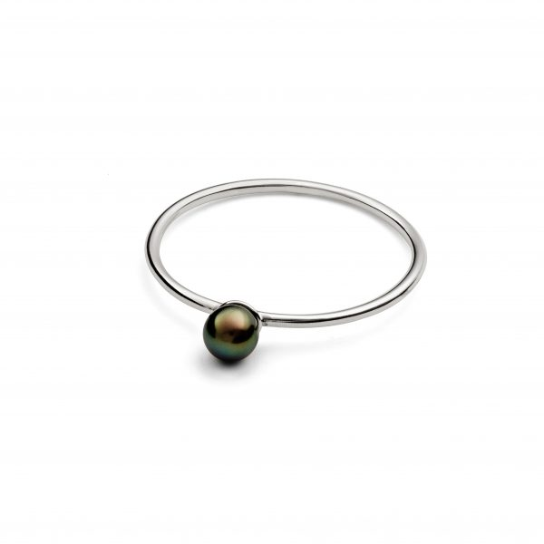 Black Pearl Grand Ring
