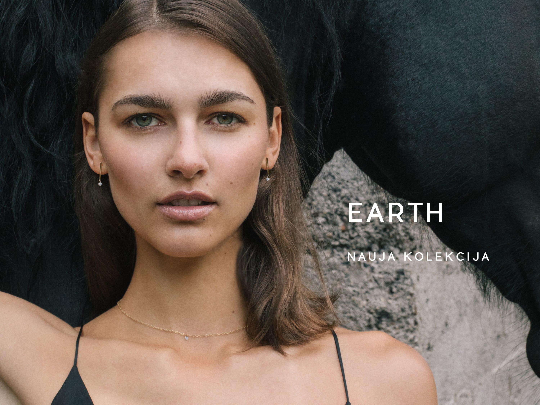 Earth nauja kolekcija